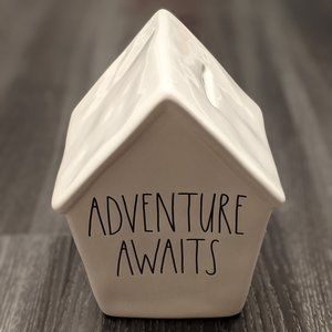 Rae Dunn ADVENTURE AWAITS Piggy Bank